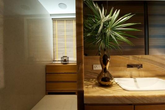 New Delhi Interior Design Ideas by Rajiv Saini bathroom sink and faucet