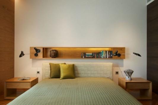 New Delhi Interior Design Ideas by Rajiv Saini bedroom design