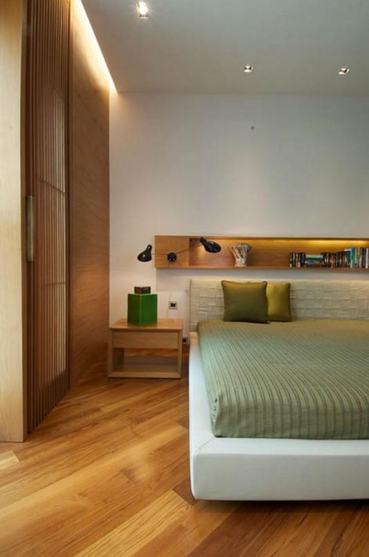 New Delhi Interior Design Ideas by Rajiv Saini contemporary bedroom