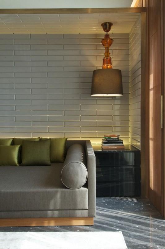 New Delhi Interior Design Ideas by Rajiv Saini grand master suite