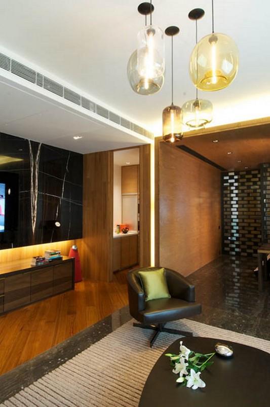 New Delhi Interior Design Ideas by Rajiv Saini lighting design