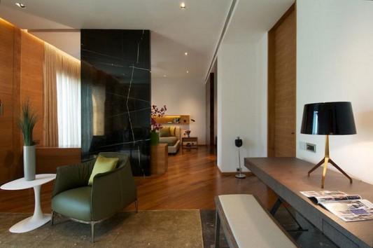 New Delhi Interior Design Ideas by Rajiv Saini modern room