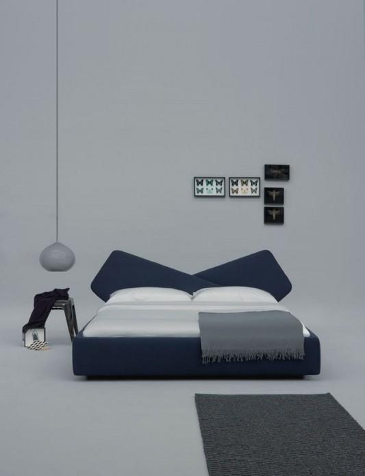 New comfortable bed product ribbon by Odoardo Fioravanti