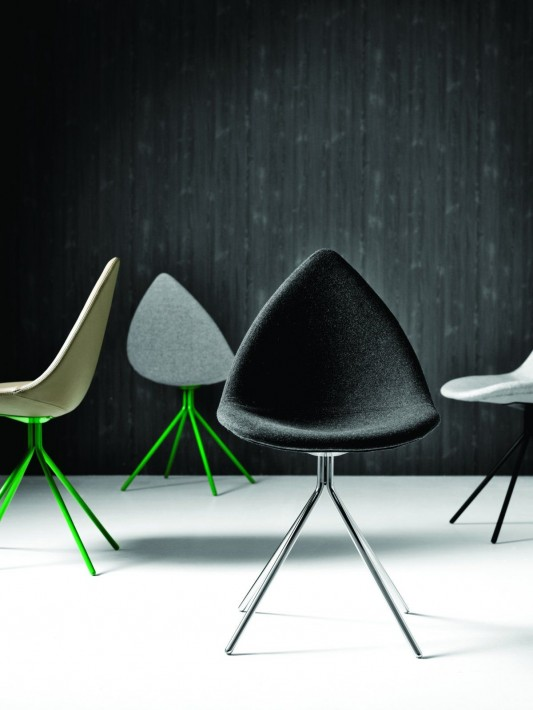 Beautiful Leaf Shaped Dining Chair Design Ottawa By Karim