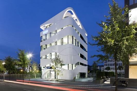 Otto Bock HealthCare Modern Design Building by Gnaedinger