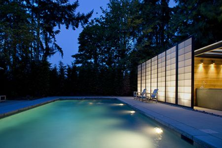 Pavilion-Semi-Contemporary-Pool-Home Concept-side-view