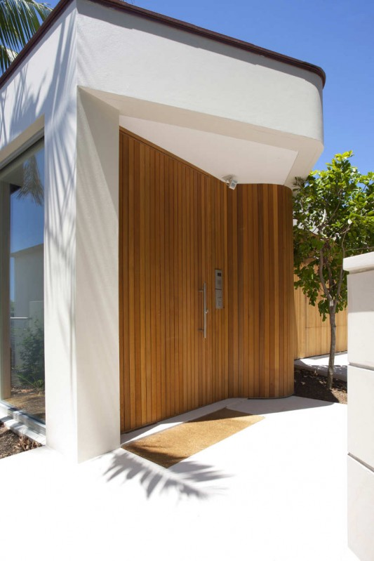 Point Piper House by POPOVbass Architects entry