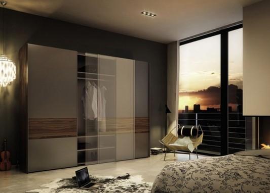 Stylish Sliding Door Wardrobe System Multi Forma Ii