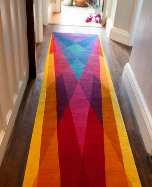Sonya Winner Rugs fresh and colored design