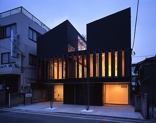 TTN House Design By Miyahara
