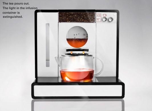 Tesera automatic control tea machine