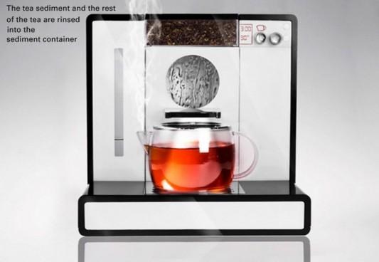 Tesera automatic electrical tea machine