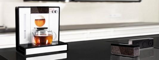 Tesera automatic tea machine modern minimalist design