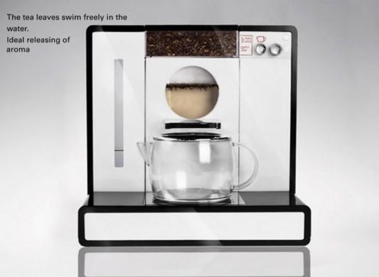 Tesera automatic tea machine ideal making tea