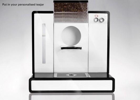 Tesera automatic tea machine modern design