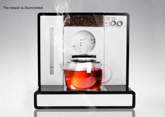 Tesera automatic tea machine practical making tea