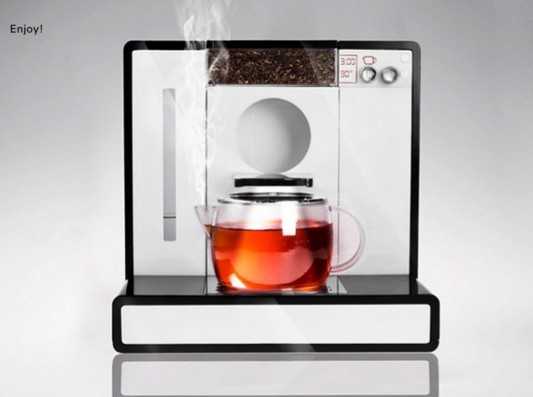 Tesera automatic tea machine simple making tea