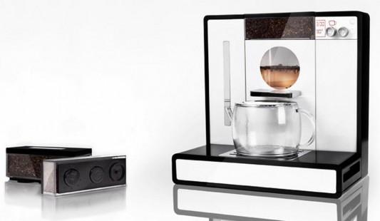 Tesera modern automatic tea machine