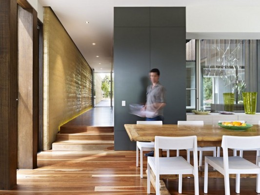 The Avenue Contemporary Multi Residence dining room