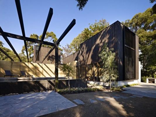 The Avenue Contemporary Multi Residence garden concept