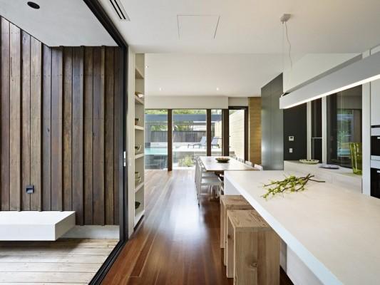 The Avenue Contemporary Multi Residence minimalist interior concept