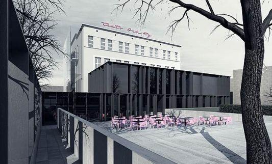 The Ochota Theater Building