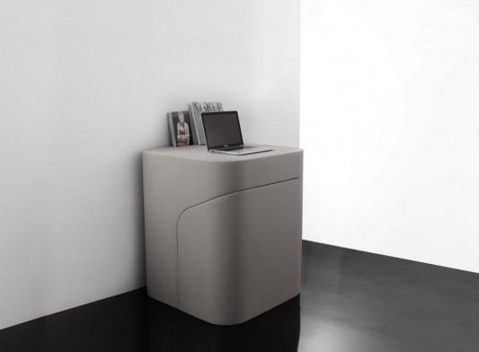 Versatile Transformable Furniture In Minimalist Design