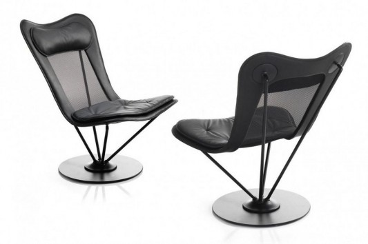 Volo easy lounge chair design