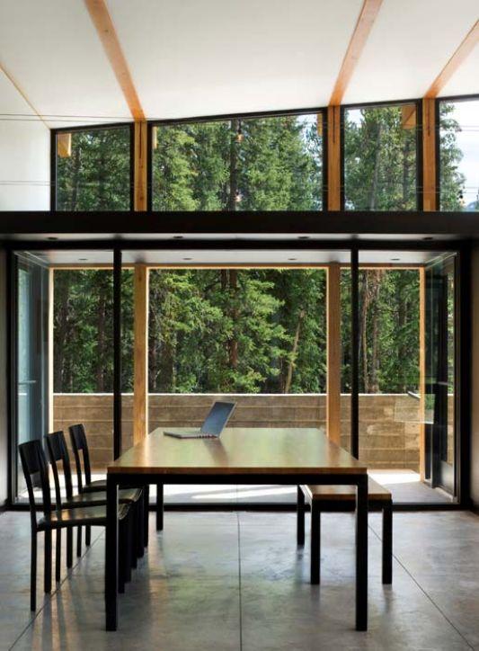 Weigel residence workspace design