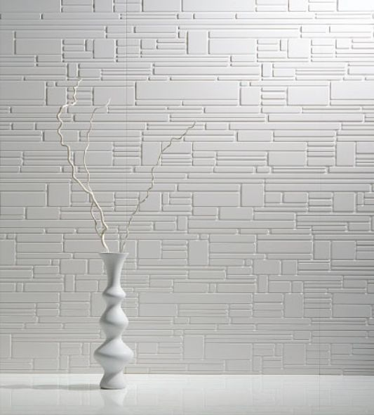 Iconic Panels Modern Wall Panel Replacement Wallpaper