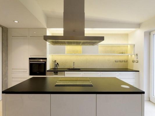 ZaoblenГЅ Loft interior kitchen design ideas