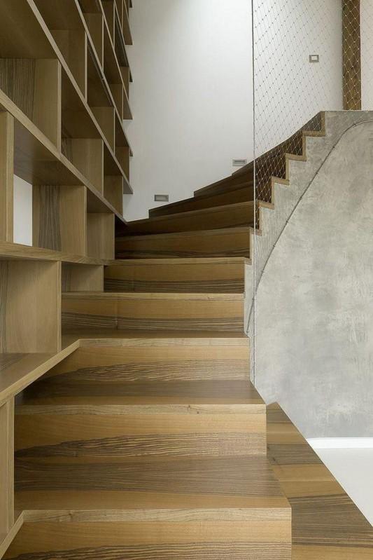ZaoblenГЅ Loft interior stairs design