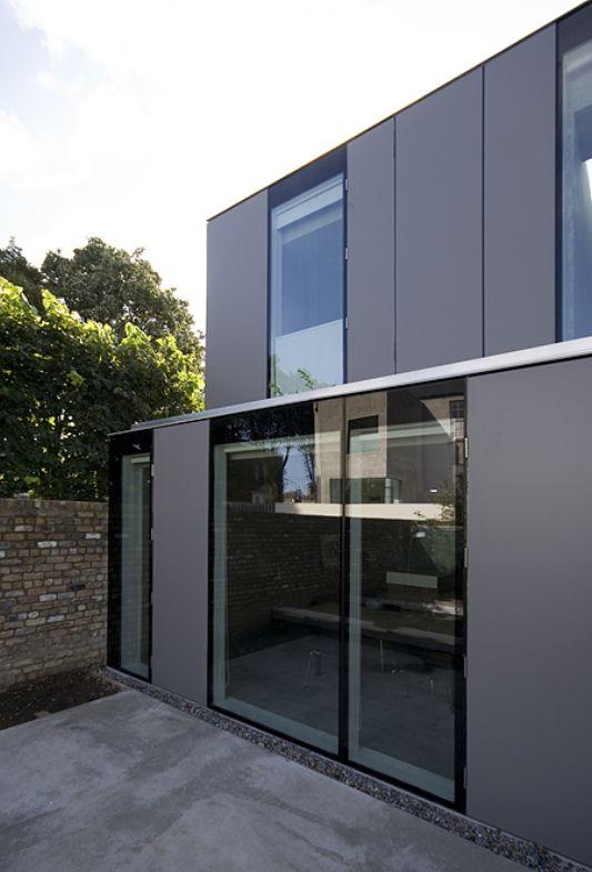 Single Family House Modern Minimalist Ideas A House By