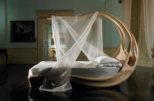 amazing classic bed design, enignum by joseph walsh studio