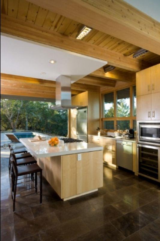 amazing informal cottage kitchen design