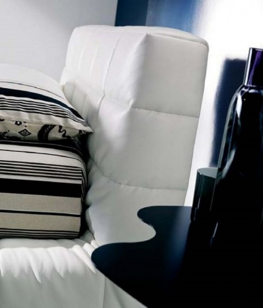 apollo comfortable and luxurious single bed headrest