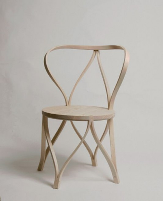 artistic bentwood chair design ideas