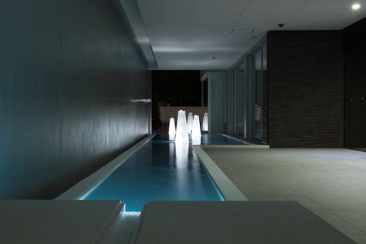 artistic swimmingpool design intefeel apartment