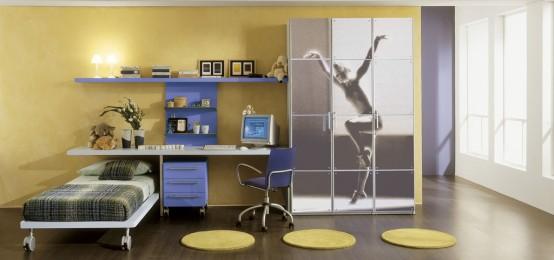 artistic wardrobe design ideas