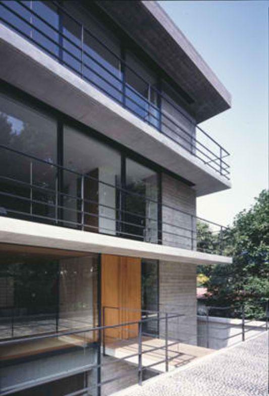 atelier in tsurumi exterior house design