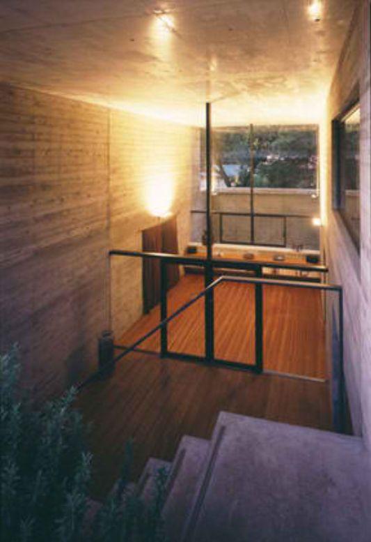 atelier in tsurumi house lighting design