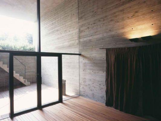 atelier in tsurumi japanese house interior