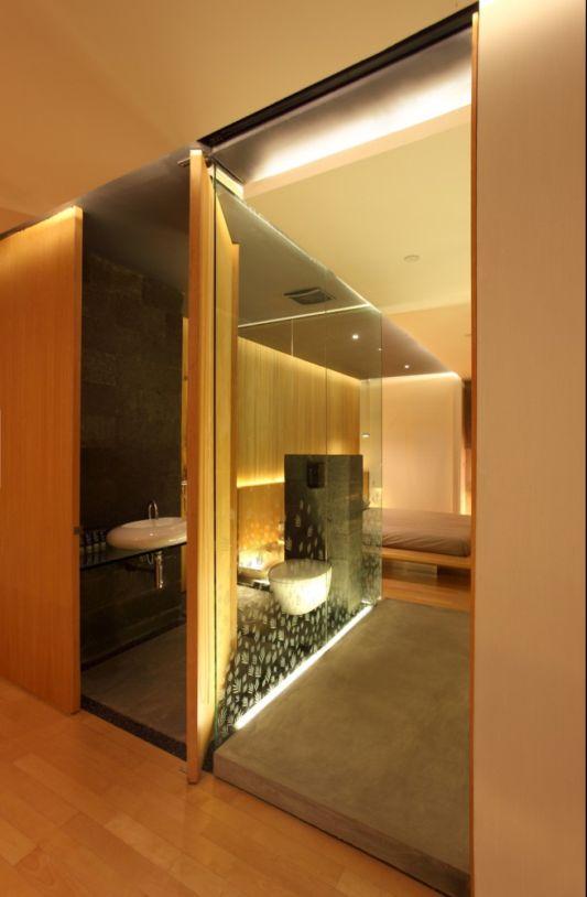 bathroom design ideas Mr.Chou's Apartment