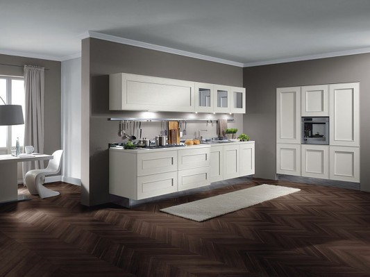 beautiful and comfortable melograno classic contemporary kitchen
