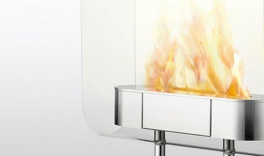 beautiful modern bio-ethanol eco friendly fireplaces detailed
