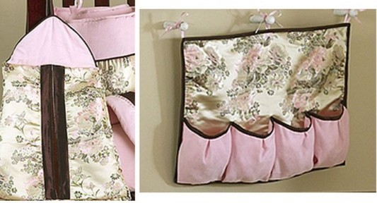 beauty crib bedding set collection