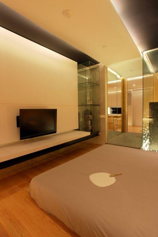 bedroom apartment design ideas