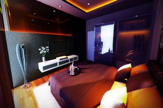 bedroom entertainment ideas