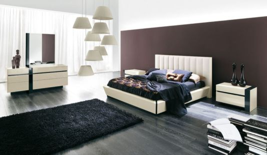 23 Stunningly Beautiful Decor Ideas For The Most: Stunningly Beautiful Bedroom Design, Volare Bedroom By Alf