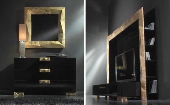 black bed sets bedroom collection